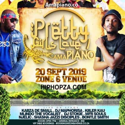 Kabza De Small – PrettyGirlsLoveAmaPiano Mix Vol. 2 Amapiano.co