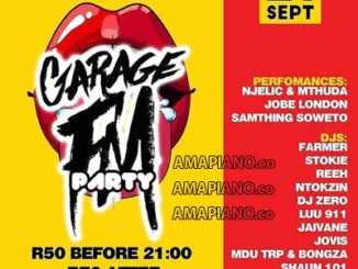 Njelic Garage Fm Mix Vol. 44 Mp3 Donwload Amapiano.co