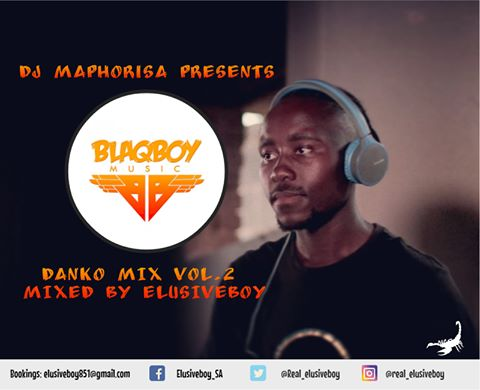 Dj Maphorisa – Danko Mix Vol.2 (Guest Mix By Elusiveboy SA) mp3 download